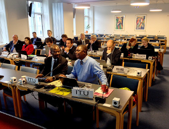 ITU CoE Steering Committee Meeting